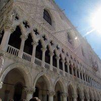 Архитектура Венеции :: Любовь Вящикова