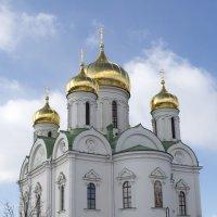 Собор святой Екатерины :: Александр Петров
