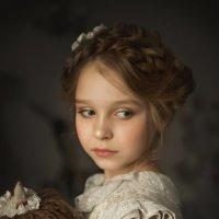 Детский портрет :: Сергей Гаварос