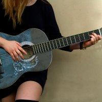 Гитара :: Татьяна Тимофеева