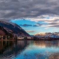 Австрия...Зальцбург...Альпы... :: Александр Вивчарик