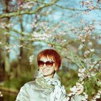 Вишнёвый(?)цвет :: Евгений Золотаев