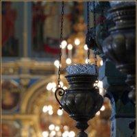 Новый Иерусалим. Воскресенский собор. Лампада. :: Николай Панов