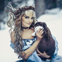 лесная фея :: Evgeniya