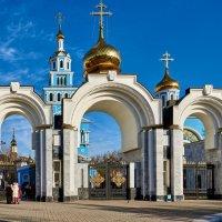 Кафедральный собор Успения Божией Матери :: Сергей Рычков