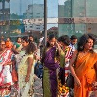 Женщины Шри Ланки. :: Ирина Токарева