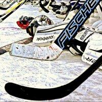 Североморск. Большой хоккей :: Кай-8 (Ярослав) Забелин