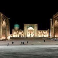 Регистан :: Сергей Рычков