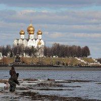 Ловись рыбка, большая и маленькая :: Николай Белавин