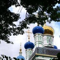 Оптинские купола :: Николай Варламов