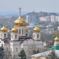 Пятигорск, вид с горы Горячей :: Мария Климова