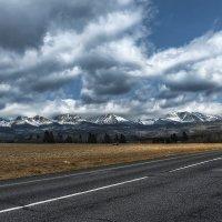 Дорога в горы :: Lara Irimeeva