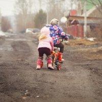 сестренки :: Olga Rosenberg