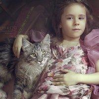 Princess&cat :: Анастасия Бембак