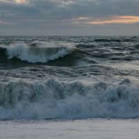 Кипело море :: Виолетта