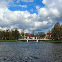 Весенний пейзаж :: Сергей Карачин