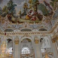 Нимфенбург (Мюнхен), Каменный зал :: Владимир Брагилевский