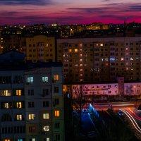 Город, вечер... :: Василий Дудин