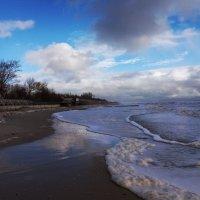 Чёрное море :: Александр Довгий