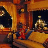 Тампере. Тёплый дом... :: Надя Кушнир
