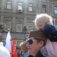 В одном строю и стар, и млад... :: Жанна Литуева