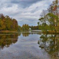 Тихое обаяние старинного парка... :: Sergey Gordoff