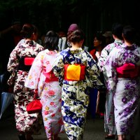 Русские женщины в японском стиле :: Алекс Аро Аро