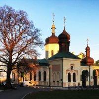 Свято-Троицкий Ионинский монастырь. :: Сергей Рубан