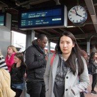 в ожидании поезда-2 :: Татьяна Манн