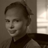 в кафе :: Любовь Константиновна