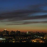 Огни ночного города :: Татьяна