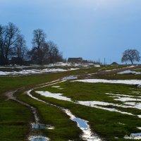 Весна в Воронцовке :: Сергей