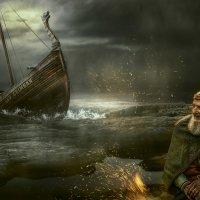 Весёлый викинг :: Андрей Веселов ( Богомолов)