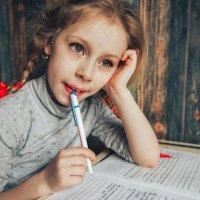 Мне б в тетради писать безделицы :: Ирина Данилова