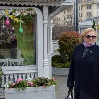 Женщина - Весна. :: Татьяна Помогалова