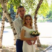 Пара Дмитрия и Анны :: Анастасия Литвиненко