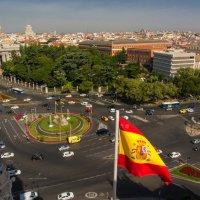 Панорама Мадрида :: Dimirtyi