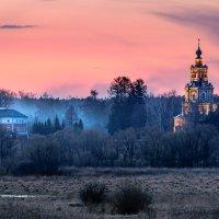 Накануне Пасхи в Уборах :: Павел Кочетов