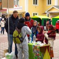 В церкви - праздник :: Андрей Лукьянов