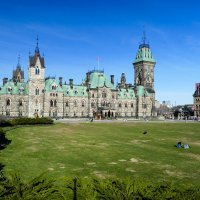 Западный блок парламента (Оттава, Канада) :: Юрий Поляков