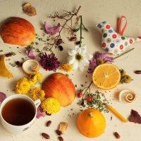 Настроение в незначай или пью чай. :: Валентина Налетова