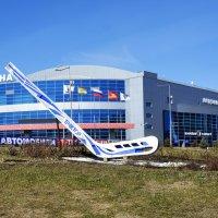 Ледовая арена «Трактор» (г. Челябинск) :: Дмитрий Петренко