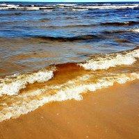 И златы волны на брег выходят... :: Tatjana