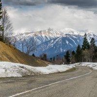горная дорога :: Михаил