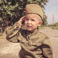 Сын полка :: Екатерина Волк