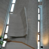 Kaleva Church.  Кафедра. :: Надя Кушнир