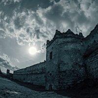 Старосельский замок. :: Юрий Гординский