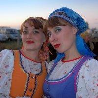 Мы с Тамарой ходим парой.. :: Андрей Заломленков