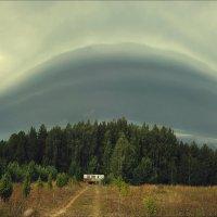 Налетела летом туча.. :: Алексей Макшаков