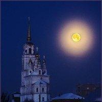Полнолуние Большая луна. :: Сергей l